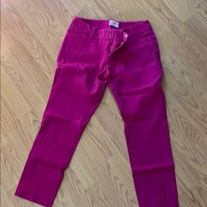 Merona Hot Pink/purple Pants